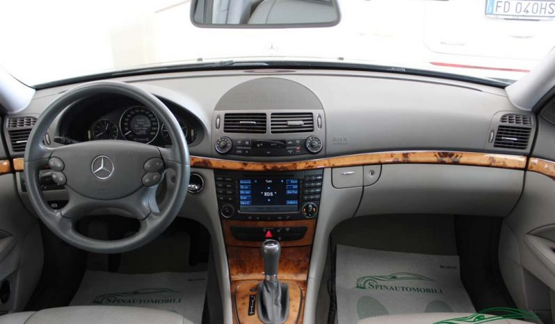 Mercedes-Benz Classe E 320 CDI cat EVO Elegance full