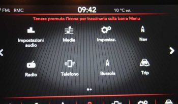 Fiat 500X 1.3 MultiJet 95 CV City Cross  Navi Carplay full